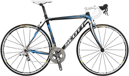 Scott ADDICT R15 CD