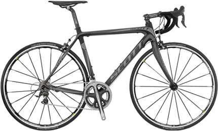 Scott ADDICT R1 CD