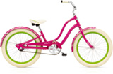 "Electra Cherie Kids' 1 20"" hot pink girls'"