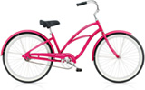 Electra Coaster 1 electric pink ladies