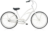 Electra Coaster 3i pearl white ladies