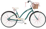 Electra Gypsy 3i forest green ladies'