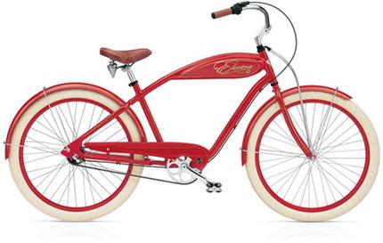 Electra Indy 3i red men's