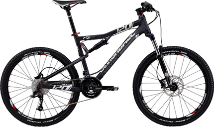 Cannondale RZ One Twenty 3