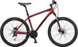 Giant Revel 1 Disc Dark Red