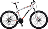 Giant Revel 1 Disc White/Red
