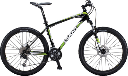 Giant Talon 2 Black/Green