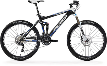 Merida One Twenty Carbon XT-D
