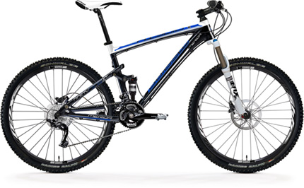 Merida Ninety Nine XT-D