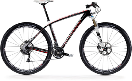 Merida Big Nine carbon 3000-D