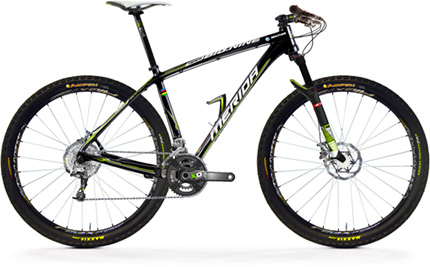 Merida Big Nine carbon Team-D