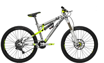 NS Bikes Soda FR 1