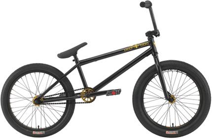 Premium BMX Duo Blk