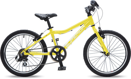Superior XC 20 Panda Yellow