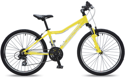 Superior XC 24 Panda Yellow