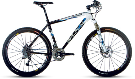 Galaxy PROTEUS 1 SRAM FOX RLC