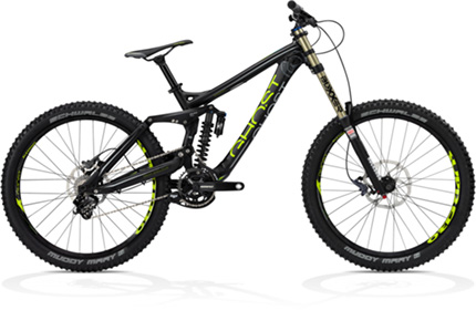 Ghost Downhill 7000