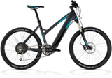 Ghost E-Hybride Trail 4000 lady