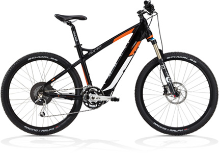 Ghost E-Hybride Trail 9000