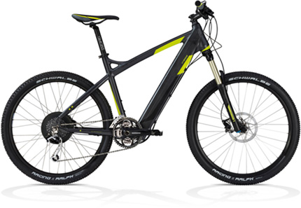 Ghost E-Hybride Trail 4000
