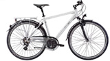 Lapierre Sit and Go Silver Men 28""