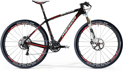 Merida Big Nine carbon 3000