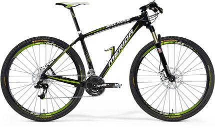 Merida Big Nine carbon XO-edition