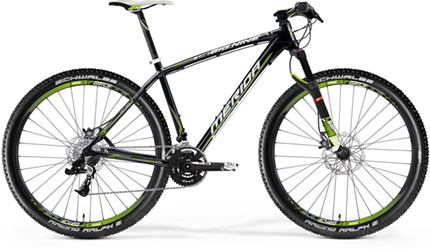 Merida Big Nine Lite, Team Issue