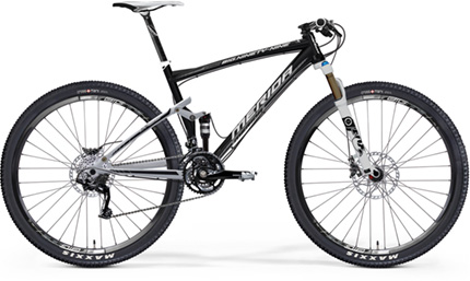 Merida Big Ninety-Nine Pro XT-edition