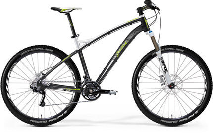 Merida Juliet XT-edition
