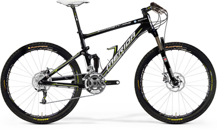 Merida Ninety-Nine Carbon Team