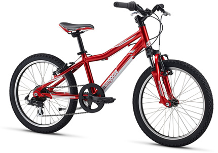 "Mongoose ROCKADILE AL 20"" BOYS"