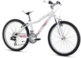 "Mongoose ROCKADILE AL 24"" GIRLS"