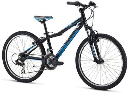 "Mongoose ROCKADILE AL 24"" BOYS"