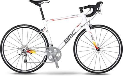 BMC granfondo GF02 Tiagra compact
