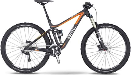 BMC trailfox TF02 SLX Trailcrew
