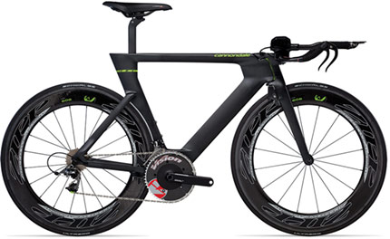 Cannondale Slice RS Hi-Mod Black Inc.