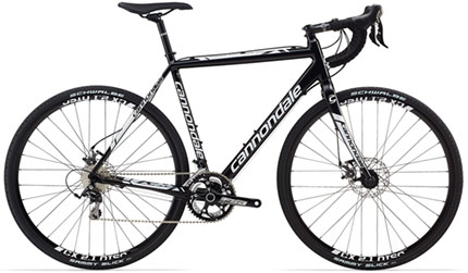 Cannondale CAADX Disc 5 105
