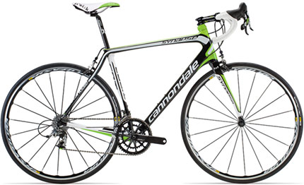 Cannondale Synapse Hi-MOD 2 Red