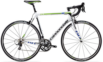 Cannondale SuperSix EVO 5 105