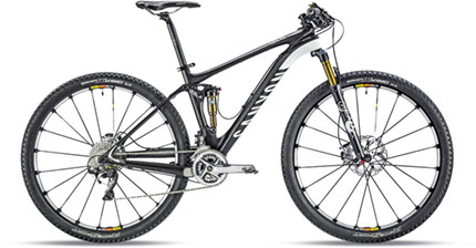 Canyon Lux CF 9.9 SL