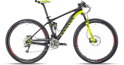 Canyon Lux CF 9.9 Team
