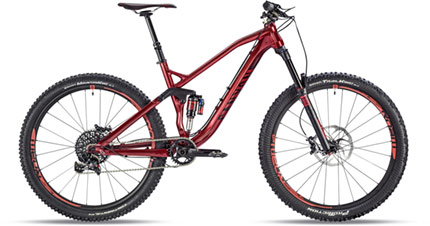 Canyon Spectral AL 9.0 EX