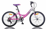 "Galaxy KOMETA 20"" girl /r�ov�/"