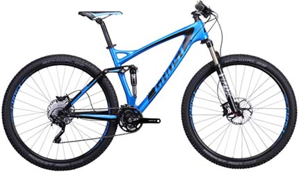 Ghost AMR Lector 2977 blue