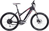 Ghost E-Hybride Trail 9000 Lady