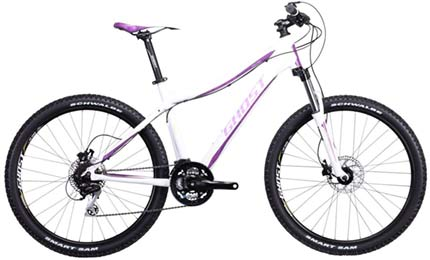 Ghost Miss 1800 white/purple