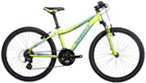 "Ghost Powerkid 24"" boy green"