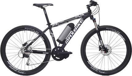 """Maxbike Malawi 27,5"""" EV Bike"""