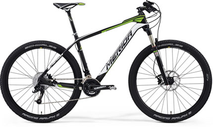 Merida Big 7 CF XO-edition